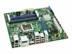 Intel DQ67SW LGA-1155 /Socket (H2) Motherboard  with Back Plate & NO Cooling Fan