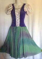 Leo's Dance Costume MEDIUM ADULT Ren Faire Princess Ballet Fantasy Larp Cosplay