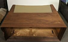 Fisher 500c Wood Case