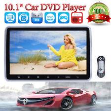 "10.1"" HDMI Car DVD Player Digital LCD Screen Headrest Monitor USB IR/FM Gaming"