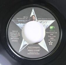 Rock 45 Ringo Star - Photograph / Down And Ouut On Apple