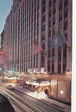 BF27120 hotel edison new york city  USA  front/back image