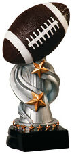 "8 1/2"" Football Encore Resin, Free Engraving"