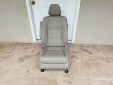 14 - 17 Honda Odyssey FRONT Beige Leather Left Driver seat w/AIRBAG OEM