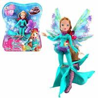 Winx Club Onyrix Fairy Flora Doll Figure Tv Serie 11''