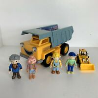 Original Bob The Builder Wendy Scarecrow Toys & Figures Bundle Set