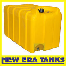 """150 litre diesel tank - vented cap with vent - 3/8"""" stainless steel male tail"""