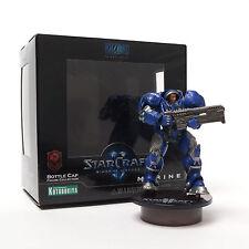 StarCraft 2 kotobukiya ] bouchon figure collection miniature marine (terrien)