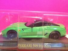 SUPERBE FERRARI 599 HY-KERS 1/43 NEUF SOUS BLISTER C3