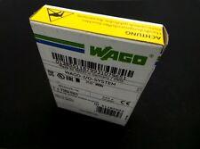 WAGO 750-560 2-CHANNEL ANALOG OUTPUT MODULE