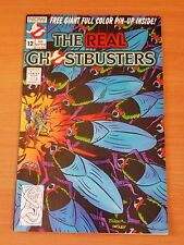 The Real Ghostbusters #12 ~ NEAR MINT NM ~ 1989 NOW Comics