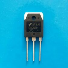 SGH80N60UFD transistor G80N60 80N60 80A 600 V TO-Ultraveloce IGBT