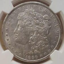 1896 O MORGAN DOLLAR GRADED AU 55 BY NGC!!!!!