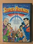 SUPER FRIENDS United They Stand DVD REGION 1