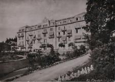 Suisse, Grand Hôtel Axenstein à Morschach près de Brunnen, Lac des Quatre Canton
