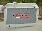 5ROW Radiator For ROVER MG A MGA 1500 1600 1622 CC Twin Cam DeLuxe 1955-1962 61