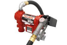 Tuthill Fill Rite FR4210G 12 V DC High Flow 20 GPM Fuel Transfer Pump Heavy Duty