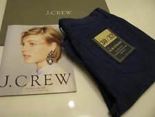 AUTHENTIC J.Crew Men's DYED JEAN Slim Dark Navy Blue Casual Pants Size 30/32