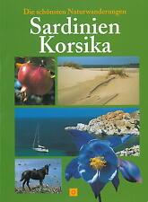 Korsika Sardinien Natur-Wanderführer Reiseführer NEU Frankreich b