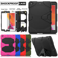 iPad Case Heavy Duty Kids Shockproof Protective Case for iPad 2 3 4 Air 9.7 10.5