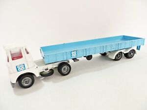 CORGI 1151 'CO-OP SCAMMELL ARTICULATED TRAILER LORRY. VINTAGE. VERY GOOD.