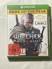 The Witcher 3 - Wilde Jagd -Game Of The Year Edition - Microsoft Xbox One - Gut
