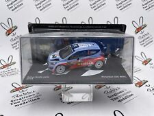 """DIE CAST """" HYUNDAI I20 WRC RMC 2014 THIERRY NEUVILLE """" PASSIONE RALLY 1/43"""