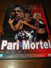 DVD   PARI MORTEL  karaté  langue française