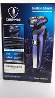 Ceenwes 4D Rechargeable IPX7 Waterproof Cordless Men Electric Shaver Wet & Dry