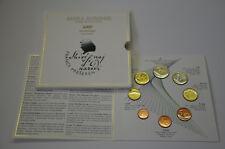 Kms eslovenia 2007-oficial monedas de curso conjunto-sello brillo