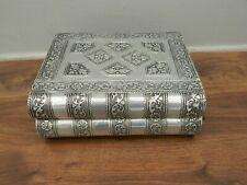 book style jewellery box