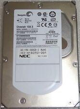 (SMART ERROR) HARD DISK DRIVE SAS 300GB SEAGATE CHEETAH 15K.5 ST3300655SS NAS HD