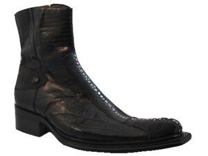 Men's 3/4 Length Stingray, Lizard Boots Mauri 42729