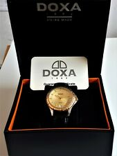 DOXA AUTOMATIC NICE STAINLESS STEEL MEN'S SWISS DATE WATCH