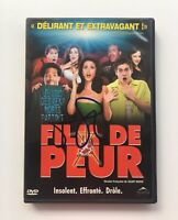 Marlon Wayans Signed Scary Movie Film De Peur DVD French English Dual Cover