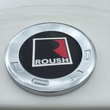 "5.9"" Car Roush Logo ABS Rear Back Emblem Badge Sticker for Ford Mustang 2010 +"