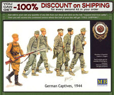 """Master Box 3517 """"German captives, 1944"""" WWII  Scale 1/35"""