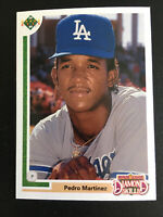 1991 Upper Deck, Special Edition, PEDRO MARTINEZ RC's (1) Card Investments On🔥