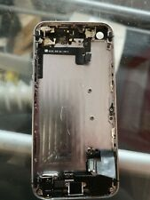 ORIGINAL IPHONE 5s A1457 GREY HOUSING WITH BUTTON COVERS , NO CAMERA GLASS