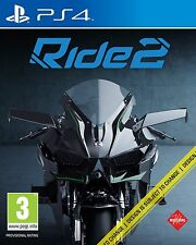 Ride 2 (PS4) Nuevo Sellado Moto Racing PLAYSTATION
