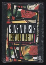 DVD GUNS N ROSES USE YOUR ILLUSION  I y II  World Tour Live 1992 In Tokyo