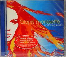 Under Rug Swept by Alanis Morissette Audio CD Import  SEALED