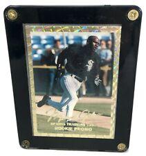 Michael Jordan 1994 Spring Training Rookie Promo Card Sports Sensations Inc RARE