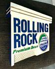 VINTAGE ROLLING ROCK BEER 3-D ADVERTISING SIGN LATROBE BREWING CO LATROBE PA