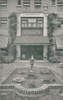 Washington, DC -  Dodge Hotel - Garden & Entrance