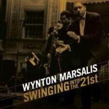 Swingin Into The 21st 0886979442825 by Wynton Marsalis CD