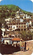 B4679 Mexic Vista del Hotel Victoria Taxco front/back scan