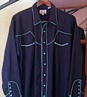 FXR/'S of California Ben Davis customized button up shirt