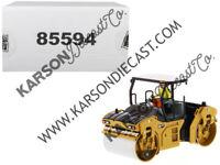 CAT CB-13 Tandem Vibratory Roller w/ ROPS 1:50 Model - Diecast Masters 85594*