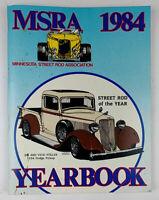Minnesota Street Rod Association 1984 Yearbook